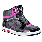 more details on Monster High Girls' Hi-Top Trainers - Size 12.