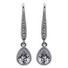 more details on Buckley Cubic Zirconia Pear Drop Earrings.