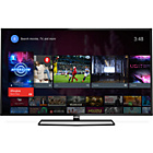 "more details on Philips 48PFT5500 48"" Full HD Freeview HD Smart Android TV."