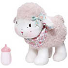 more details on Baby Annabell Walking Little Lamb Soft Toy.