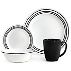more details on Corelle Onyx Black 16 Piece Dinner Set.