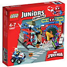 more details on LEGO Juniors Spiderman Hideout - 10687.