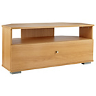 more details on Montana 1 Drawer Corner TV Unit - Oak Effect.