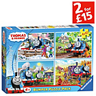 more details on Thomas & Friends 4 x 42 Piece Puzzles