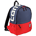 more details on Converse Contrast Backpack - Navy Red.
