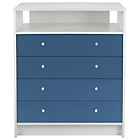more details on Malibu Media Unit - Blue on White