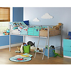 more details on Lucas Mid Sleeper Bed Frame - Grey.