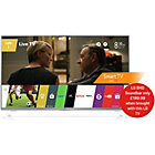 more details on LG 43LF590V 43 Inch Full HD Freeview HD Smart TV.