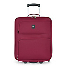 more details on Revelation By Antler Alex Cabin 2 Wheel Suitcase - Red.
