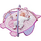 more details on Chad Valley Baby Deluxe Play Gym Pink.