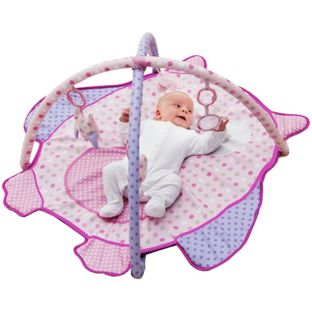 Baby Deluxe Play Gym Pink