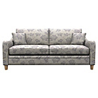 more details on Heart of House Newbury Large Fabric Sofa - Floral.