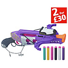 more details on Nerf Rebelle Charmed Fair Fortune Crossbow.