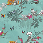 more details on Arthouse Mystical Forest Teal Wallpaper.