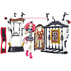 more details on Monster High Freak Du Chic Playset and Doll