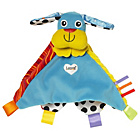 more details on Tomy Lamaze Puppy Blankie.