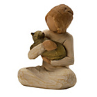 more details on Willow Tree Kindness Girl Figurine.