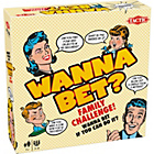 more details on Wanna Bet Board Game.