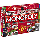 more details on Monopoly Manchester United F.C. Edition Board Game.
