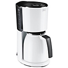 more details on Melitta Enjoy Therm Filter Coffee Machine - Black and White.