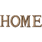 more details on Heart of House Bronze Home Wall Hanging Letters.