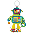 more details on Tomy Lamaze Rusty the Robot.