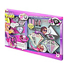 more details on Barbie Princess Power Sparkle On the Go Beauty Kit.