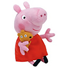 more details on Ty Peppa Pig Beanie Assortment.