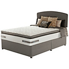 more details on Sealy Revive Zone Memory Pillowtop Double Divan Bed.