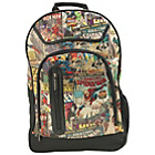 more details on Marvel Retro Comic Back Pack