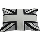 more details on Flag Cushion - Grey.