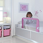more details on Lindam Easy Fit Bed Guard - Pink.