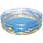 more details on Bestway Sea Life 3 Ring Inflatable Paddling Pool.