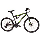 more details on Muddyfox Livewire 26 Inch Mountain Bike - Mens'.