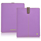 more details on NueVue Light iPad Case - Green/Purple