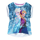 more details on Disney Frozen Girls' T-Shirt - 7-8 Years.