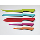 more details on Richardson Love Colour 5 Piece Knife Set