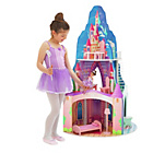 more details on Chad Valley 3 Storey Summer Winter Dolls Wooden House.