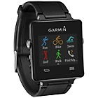 more details on Garmin Vivoactive GPS Smart Watch - Black.