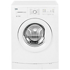 more details on Beko WMB61222W 6KG 1200 Spin Washing Machine - White.