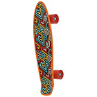 more details on Bored Neon X Skateboard - Aztec.