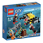 more details on LEGO® City Deep Sea Starter Set - 60091.
