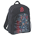 more details on Avengers Black and Red Backpack.
