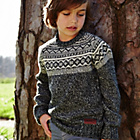 more details on Cherokee Boys' Fairisle Jumper.