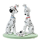 more details on Disney Magic Moments Figurine- 101 Dalmatians.