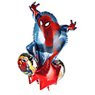 more details on Spider-Man Foil Balloon Bouquet.
