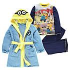 more details on Despicable Me Minions Boys' Nightwear Bundle - 3-4 Years.