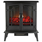 more details on Beldray Alcudia Glass Side Electric Stove.