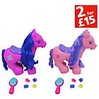 more details on Chad Valley Twinkle Interactive Pony Assortment.