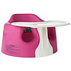 more details on Tomy Bumbo Combo Baby Seat Tray - Magenta.